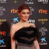 Marta Nieto estalla contra los comentarios machistas en la alfombra roja de los Goya