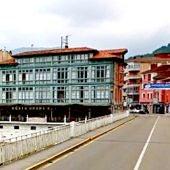 El Gobierno de Asturias inicia los trabajos para ampliar el puente de Arriondas