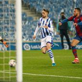 Real Sociedad 1-0 Levante