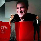 El recado de Alberto San Juan al PSOE en los Premios Goya