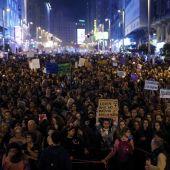 Manifestaciones por el 8M