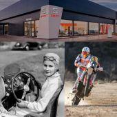 Historia de mujeres en el mundo del motor
