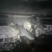 89 vecinos de Navia desalojados por el fuego