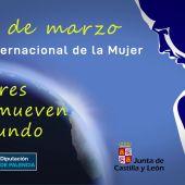 Vídeo de la Diputación de Palencia conmemorativo del Día Mundial de la Mujer