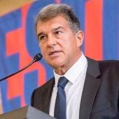 Laporta, nuevo presidente del Barça