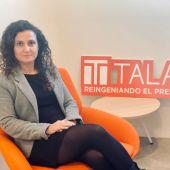 Magdalena Payeras, CO-CEO y CFO de la empresa mallorquina Talat