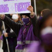 Manifestaciones del 8M en España marcadas por las restricciones