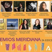 En directo: ceremonia de entrega de los premios Meridiana 2021 que otorga el Instituto Andaluz de la Mujer