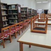 La biblioteca municipal ha reabierto sus puertas