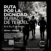 Ruta por la dignidad rural de Teruel