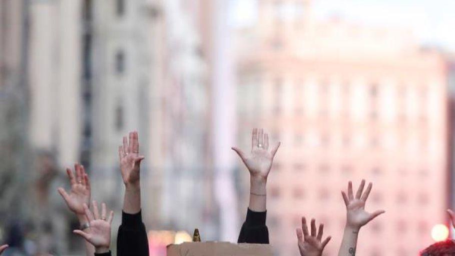 Día internacional de la Mujer 2021: Madrid celebra el 8M sin sus simbólicas manifestaciones
