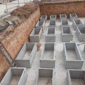 Quintanar de la Orden amplía su cementerio con 40 nuevas sepulturas