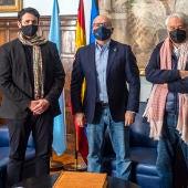 A Deputación apoiará unha nova serie televisiva rodada en Ourense: Hotel Valquirias