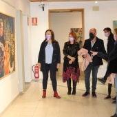 Inaugurada la exposición `Artistas Mujeres´ para conmemorar el Día Internacional de la Mujer