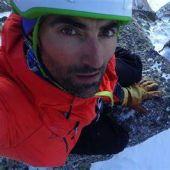 Jonatan García, alpinista
