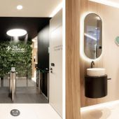 La empresa holandesa One Hundred Restrooms es la adjudicataria de la gestión de los baños de la estación