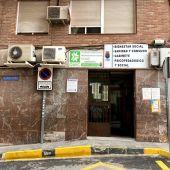 Dependencias de la Concejalía de Derechos Sociales de Crevillent.