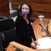 Melania Álvarez, Consejera de Derechos Sociales
