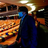 El Parlamento Europeo levanta la inmunidad de Puigdemont