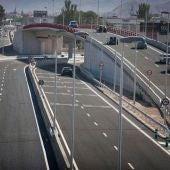 Elevado de la M300 de acceso a Alcalá de Henares