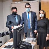 Moción de censura de Ciudadanos y PSOE al Gobierno Regional
