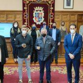 Óscar Husillos será declarado Hijo Adoptivo de la Ciudad de Palencia en reconocimiento a sus méritos deportivos