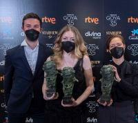 Los Goya se empeñan en ser serios y los BAFTA se esfuerzan por ser diversos