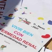 ALCER celebra en Alcázar el Día Mundial del Riñón