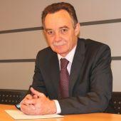 José María Borrel, presidente del Colegio Oficial de Médicos de Huesca