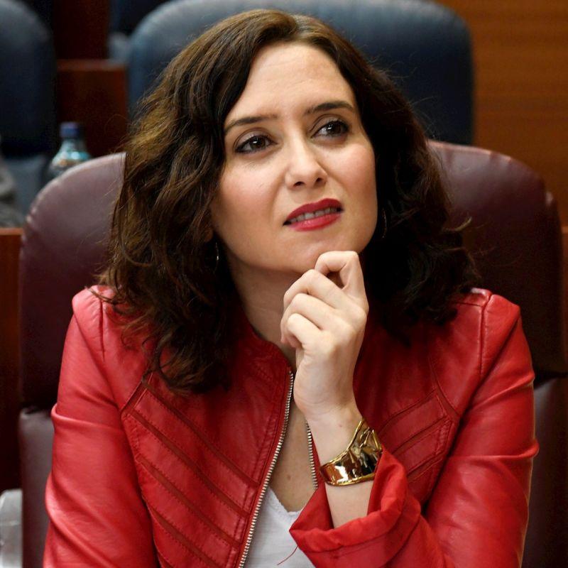 Isabel Díaz Ayuso - Últimas noticias