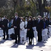 """Homenaje a las víctimas del 11M: """"El terrorismo nunca vence ni vencerá"""""""