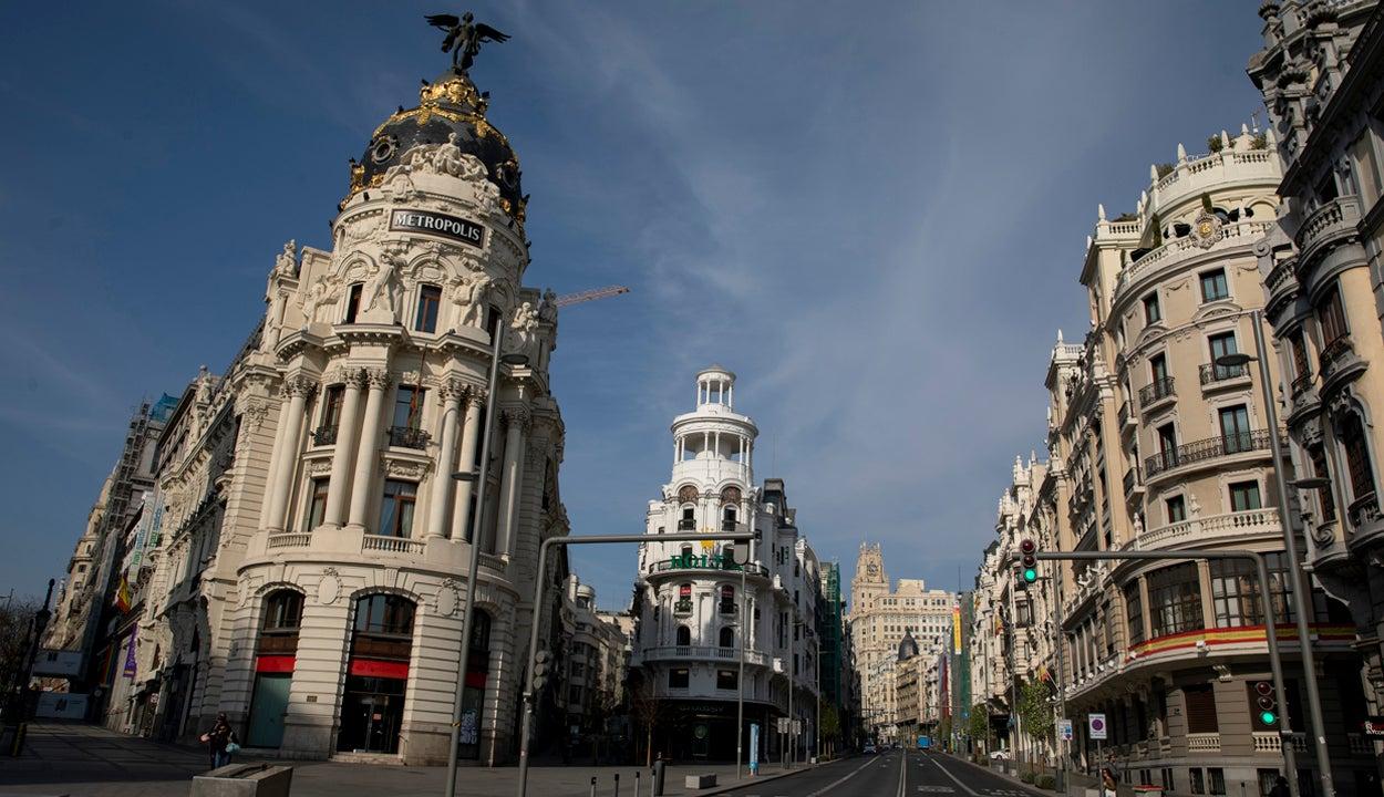 Territorio Comanche: Los momentos estelares de Madrid