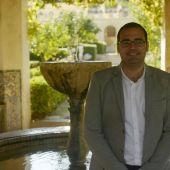 Hugo Palomares, alcalde de Bornos