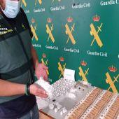 La Guardia Civil desarticula una organización criminal en Torrevieja cuyo líder era un barrendero