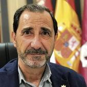 José Luis Blanco Valle, presidente del Colegio Oficial de Enfermería de León