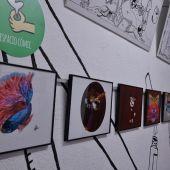 Exposición en la Casa de la Juventud de Alcalá de Henares