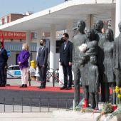 Homenaje a las víctimas del 11M en Alcalá de Henares