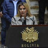 """Bolivia detiene a la expresidenta Jeanine Áñez por """"sedición y terrorismo"""""""