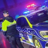 Imagen de archivo en el día de presentación de los nuevos vehículos de la Policía Local