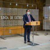 Extremadura amplía el cierre perimetral desde antes del puente de San José hasta después de Semana Santa