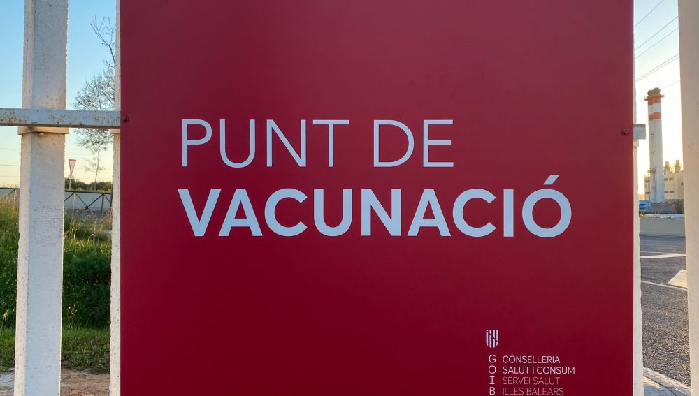 Arranca la vacunación masiva en Ibiza y Formentera