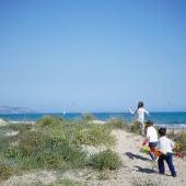 Castelló declarará la playa del Serradal espacio sin tabaco