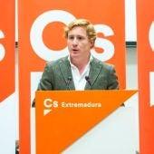 Ignacio Gragera se suma a la Ejecutiva nacional de Cs en la ampliación de Arrimadas