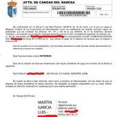 Informa de Ayuntamiento de Cangas del Narcea