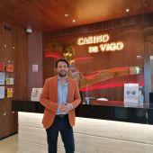 Sergio Lage, Casino de Vigo