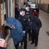 Pasan a disposición judicial los siete detenidos por vejar a un discapacitado
