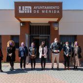 La oficina de igualdad de Mérida contará con un profesional más en atención psicólogica