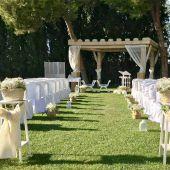 Buena parte de las reservas para esta primavera proceden de parejas que tuvieron que suspender su boda en 2020.