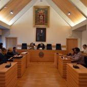 Una reunión de la Mesa de Memoria Histórica del Ayuntamiento de Ciudad Real