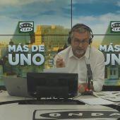 VÍDEO del Monólogo de Carlos Alsina en Más de uno 17/03/2021